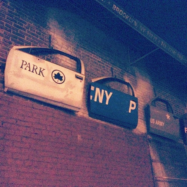 Williamsburg. Wrote a little something about my time in Brooklyn on my website.  #latergram