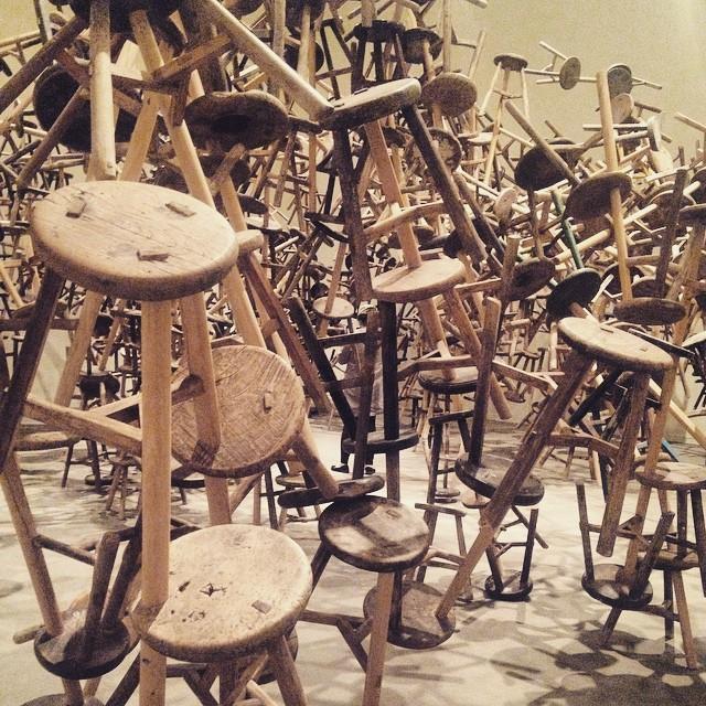 Ai Weiwei's Bang.